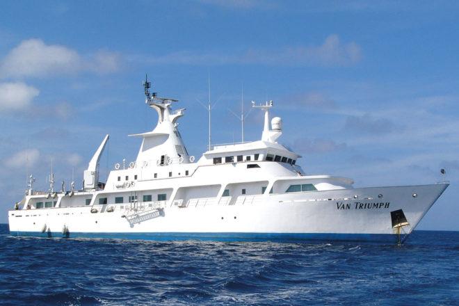 Top 100 Superyachts of Asia-Pacific 2020: 34, Van Triumph