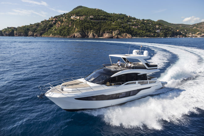 Asiamarine's Galeon sales last year included a 640