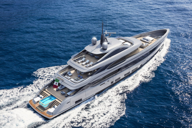 Benetti's recent orders include a B.Now 50M