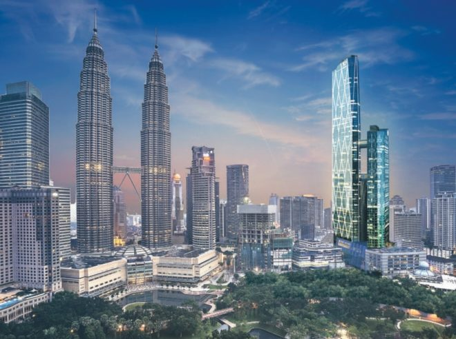 Oxley Towers Kuala Lumpur City Centre (KLCC)