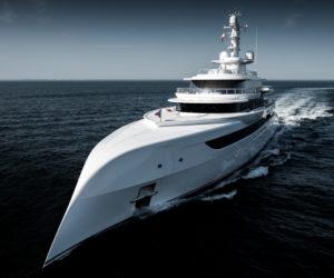 Abeking & Rasmussen 80m superyacht Excellence