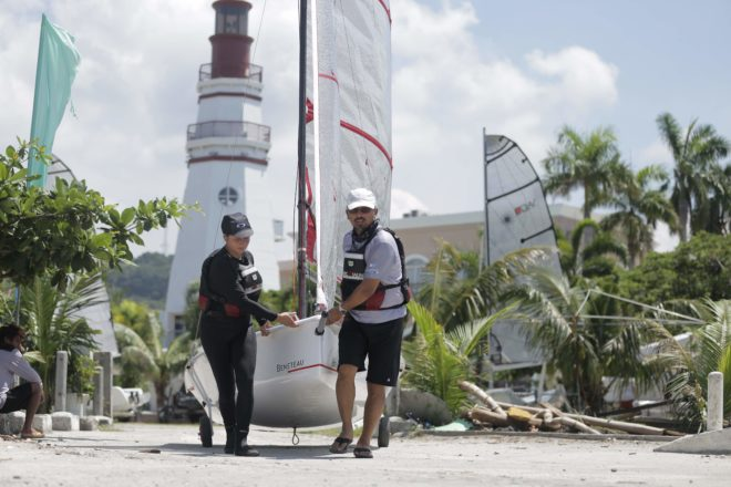 The Europa Sailing School is open to local and international students