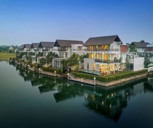 The Island Waterfront Villas are the Pinnacle of Emerald Bay living