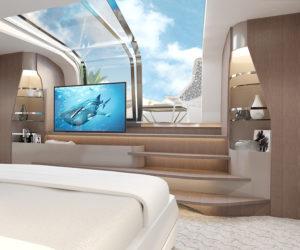 Sunseeker 100 Yacht Master Stateroom