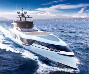 Dynamiq GTT 160 superyacht