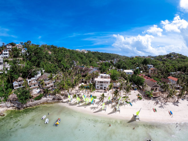 The 20th edition of the Philippine Hobie Challenge was held in February