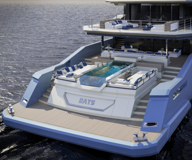 Days yacht from Camper & Nicholsons
