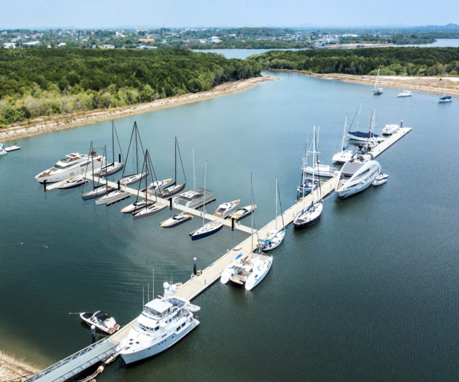 Port Takola Yacht Marina Pier G
