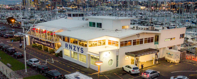 Royal New Zealand Yacht Squadron will host the Youth America's Cup finals