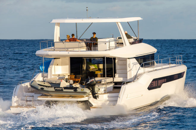 Yacht Style: The Leopard 53 PC only debuted in February and a new unit is already in Asia