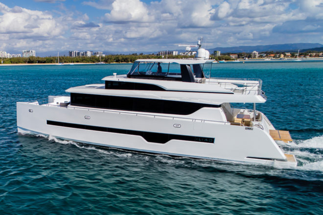 ILIAD 70 extends the already substantial range and volume of these long-distance cruisers