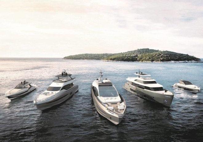 Azimut Yachts Fleet