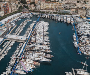This year's Monaco Yacht Show has been scheduled for September 23-26