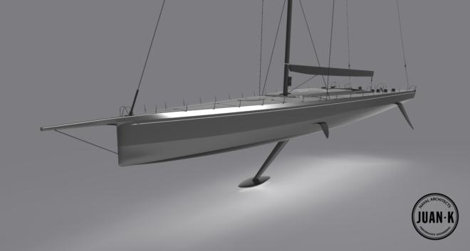 Juan Kouyoumdjian designed the ClubSwan 125