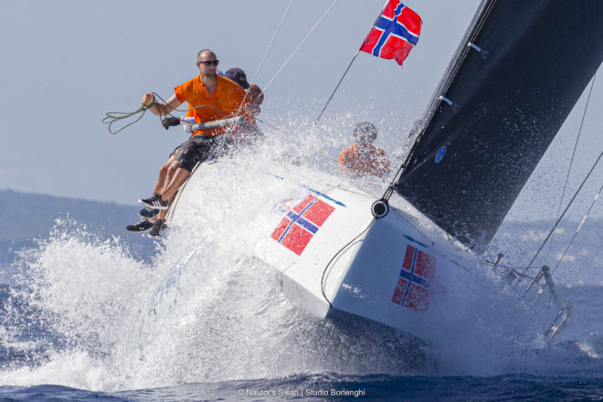 The ClubSwan 36 class made its debut at The Nations Trophy in Spain last October