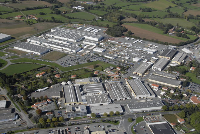 Prestige has a 16,000sqm facility in Les Herbiers in the Vendee region in the west of France