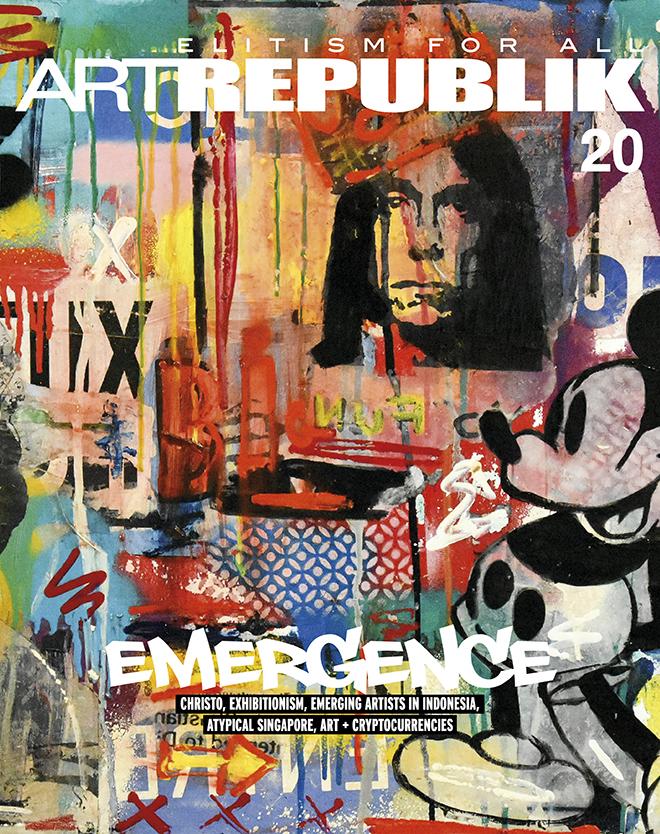 ART REPUBLIK - Issue 20