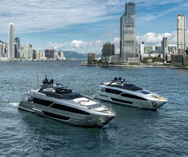 Ferretti Group's Riva Fleet in Asia Pacific