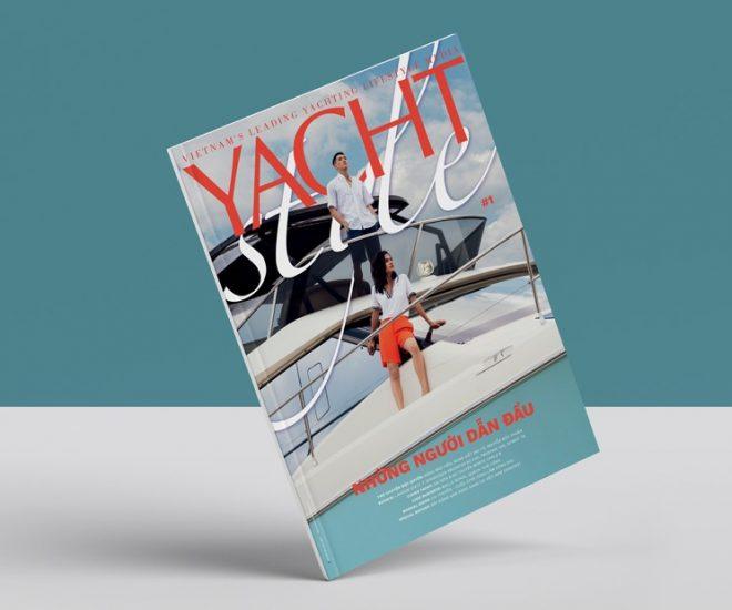 Yacht Style Vietnam Issue 1
