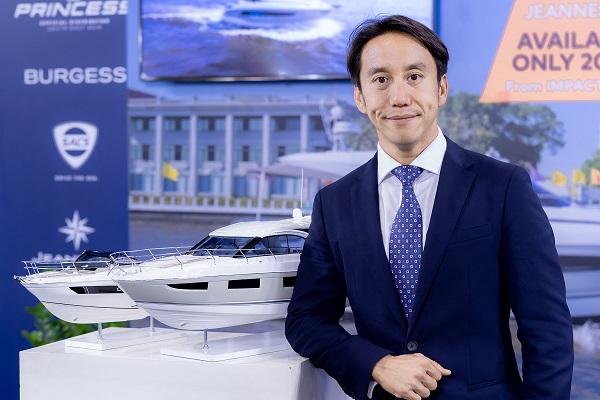 Vrit Yongsakul, Group Managing Director, Boat Lagoon Yachting