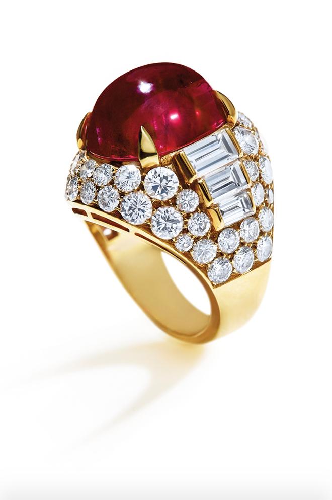 Cartier, Bvlgari, Chanel