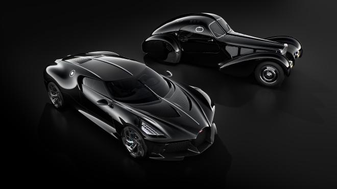 The World's Most Expensive Car, The Bugatti La Voiture Noire