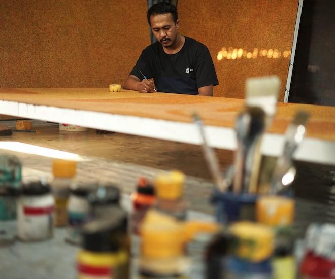INFLUENCERS: In Conversation With Artist Wayan Novi