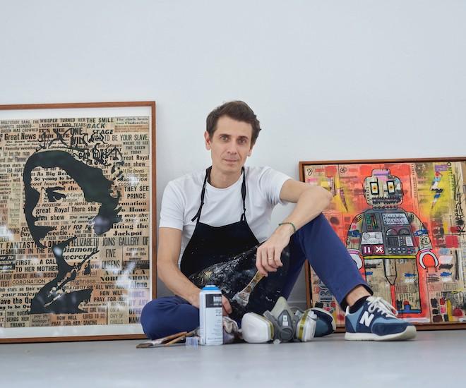 Artist Gabriel Dufourcq: More Than Meets the Eye