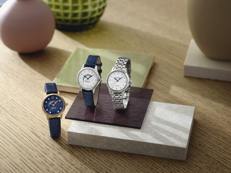 Montblanc The Bohème Collection Exquisitely Made Women's Watches