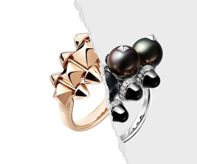 Clash de Cartier Rings