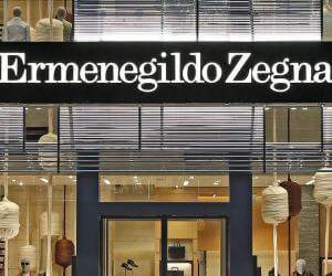 Ermenegildo Zegna NY Flagship Store Slider