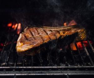Josper Grilled Tomahawk Steak