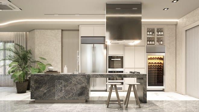 K.R. Decorate Kitchen