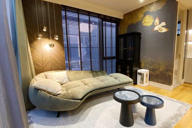 K.R. Decorate lounge