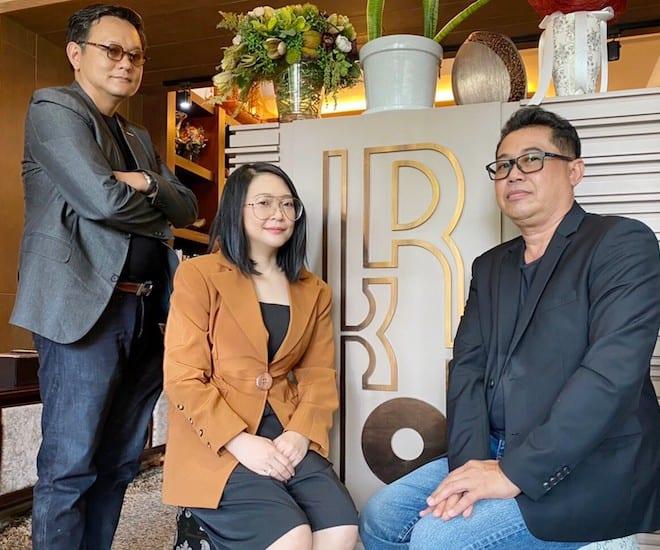 K.R. Decorate Co executive team pic