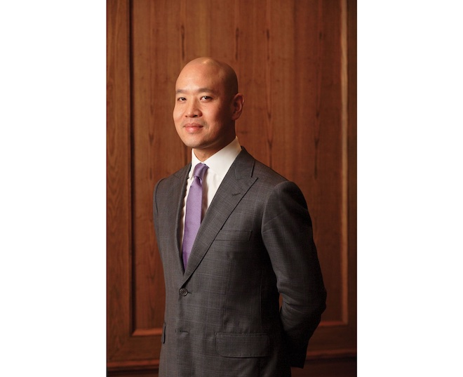 Michael Tay, Group Managing Director of The Hour Glass