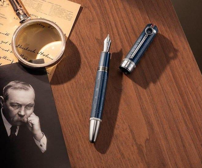 Montblanc Sir Arthur Conan Doyle pen