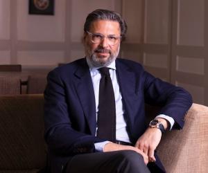Parmigiani CEO Guido Terreni