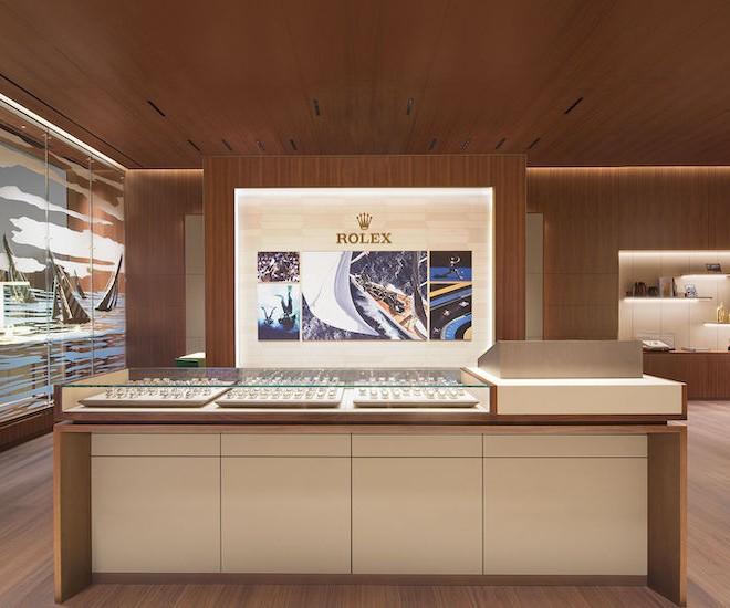 Rolex ION Boutique