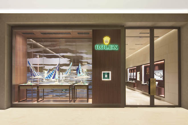 Rolex ION Orchard Boutique 2021