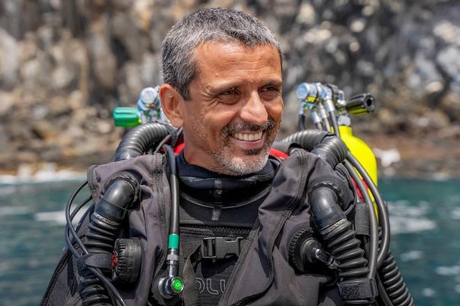 Luiz Rocha, Rolex Laureate