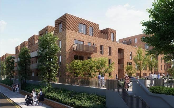 Eastman Village, by Barratt London