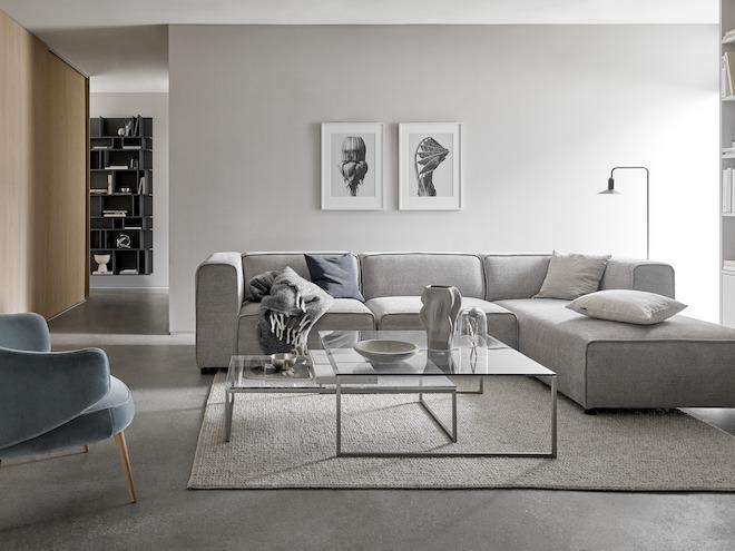 Carmo Sofa, Grey