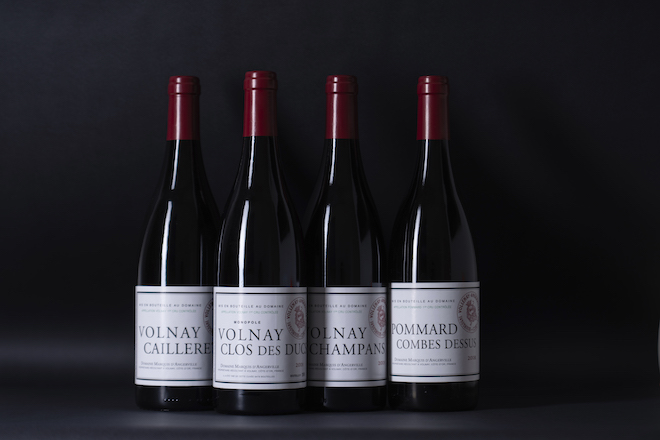 Domaine Marquis d'Angerville Wines