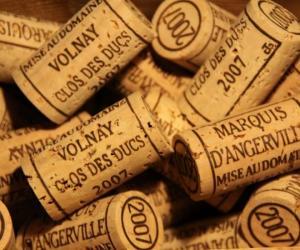 Domaine Marquis d'Angerville corks