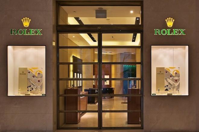 Rolex ION Orchard Boutique 2009