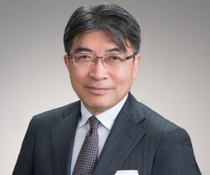 Akio Naito, President of Seiko Watch Corporation