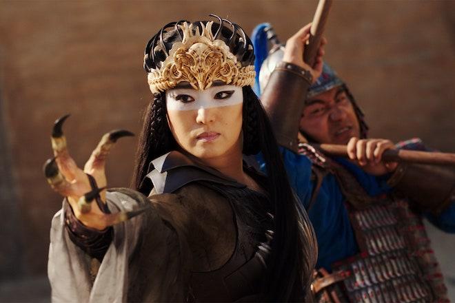 Gong Li, Mulan