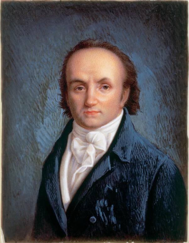 Portrait of Abraham-Louis Breguet