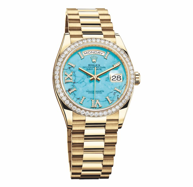 Rolex Oyster Perpetual Day-Date 36